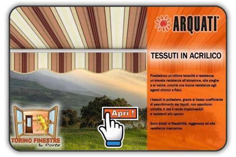 tessuto tende da sole prezzi catalogo arquati tessuti in acrilico tende da sole torino