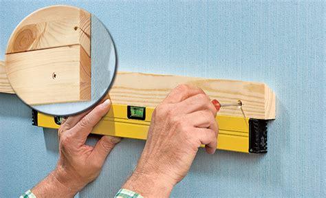 kopfteil an wand befestigen betthaupt selber bauen einrichten mobiliar selbst de
