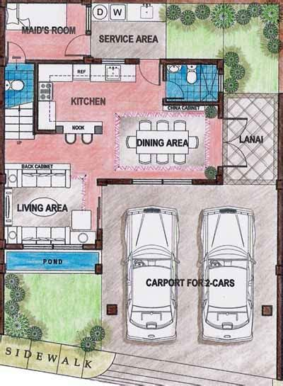 philippine house floor plans philippine house design with floor plan studio