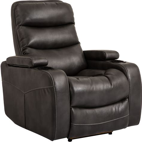 home theater power recliner living genesis contemporary home theater power