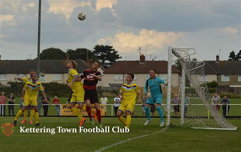 Kettering Records Kettering Town 0 1 Weymouth Kettering Town Football Club