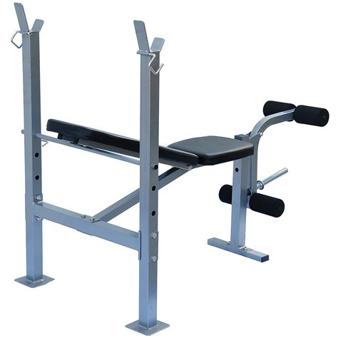 adjustable weight bench barbell incline flat lifting
