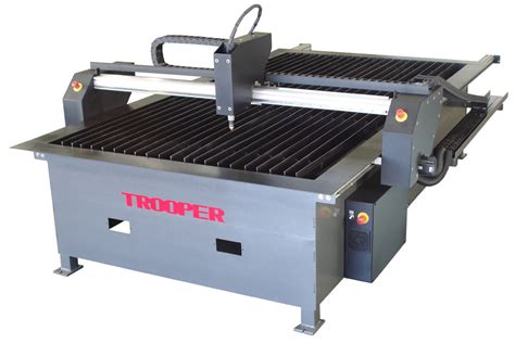 Commander I Cnc Plasma Cutter Table