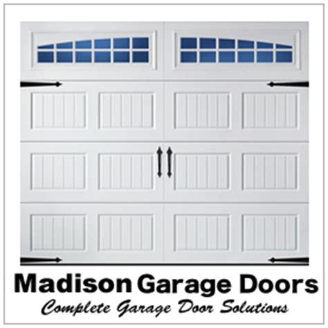 garage door repair verona wi