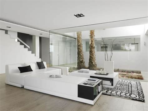 white home interior design beautiful houses pure white interior design