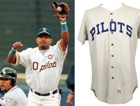 seattle pilots baseball uniform seattle pilots uniforms images