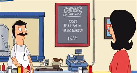 the of burger puns explained by bob s burgers creator