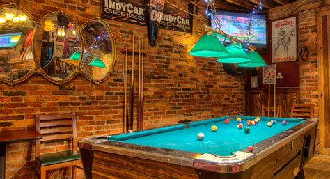 sports bar with pool tables baltimore sports bar supano s sport s bar room