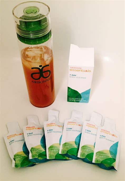 7 Day Cleanse Detox Arbonne by 7 Day Cleanse Arbonne Images