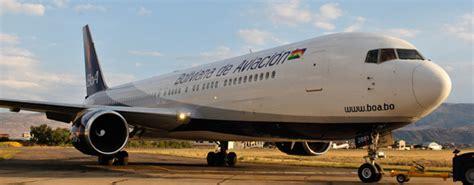 iberia italia uffici boliviana de aviacion accordo di interline con iberia