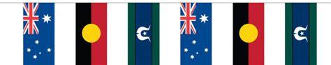 Printable Aboriginal Flag Bunting | australian aboriginal torres strait islander bunting