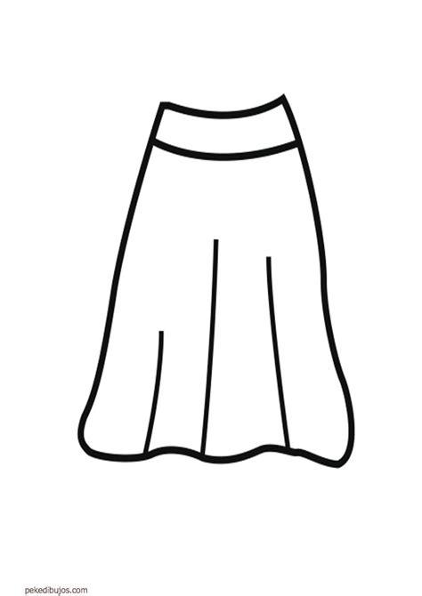 imagenes para colorear vestido dibujo de falda related keywords dibujo de falda long