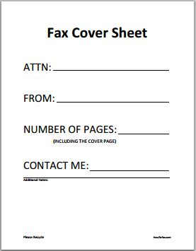 free fax cover sheet edit fill print download online blanks in