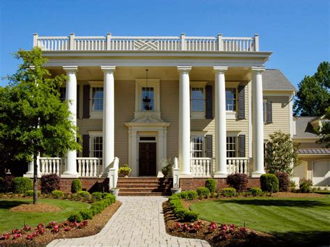 greek revival style homes greek revival style hgtv