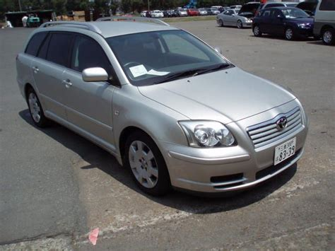 Toyota Avensis Problems Forums 2004 Toyota Avensis Wagon Pics