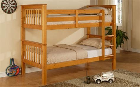bunk bed wood bunk bed lights
