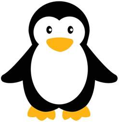 Penguin Clipart Outline by Boy Penguin Clipart Free Clipart Images Cliparting