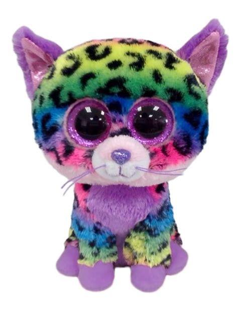 ty beanie boos trixie leopard adorable friend beanie babies