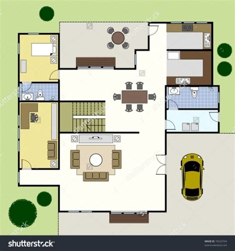 simple house plans with measurements simple house floor plan with measurements house floor plans