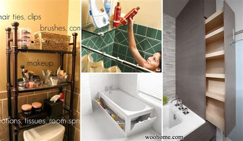 diy furniture hacks 31 amazingly diy small bathroom storage hacks help you