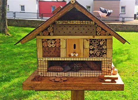 Garten Material Kaufen by Insektenhotel F 252 R Wildbienen Im Garten