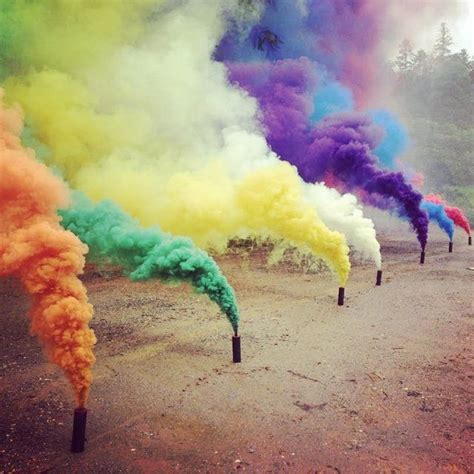 smoke colors best 25 colorful smoke ideas on color smoke