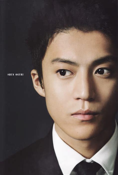 haruma miura shun oguri who do you think are more hot korean or japanese actors