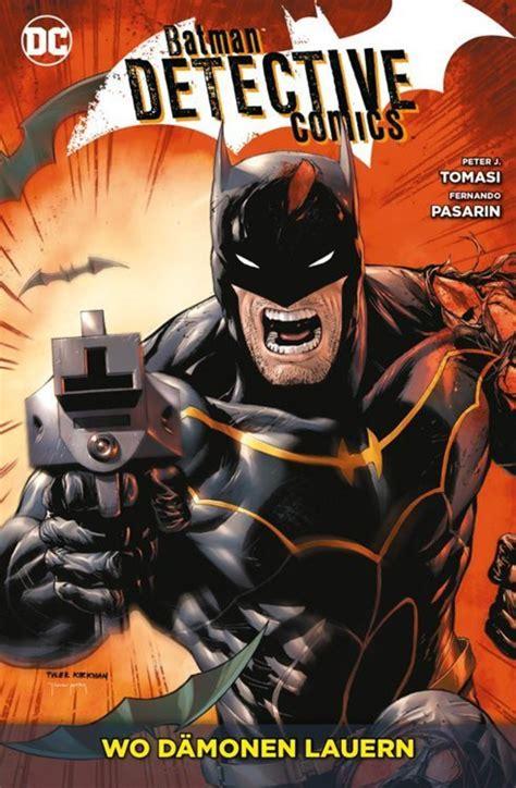 batman detective comics hc 1401263550 batman detective comics wo d 228 monen lauern 1 sc hc issue
