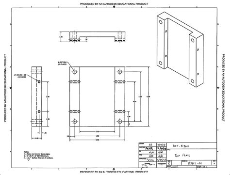 cad drawing edge