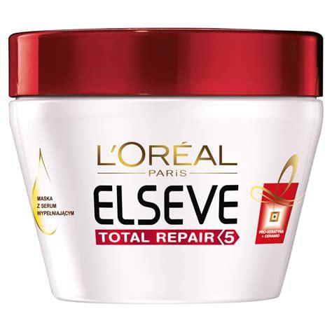 Harga Masker Kerastase loreal total repair 5 hair mask 200ml daftar harga