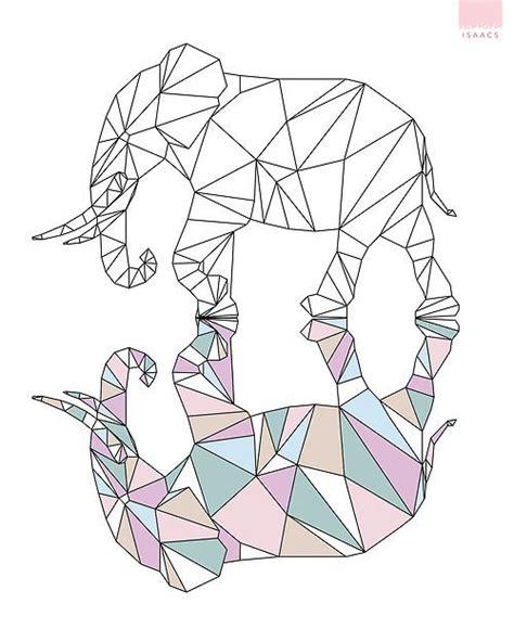 geometric tattoo rhino day 154 geometric elephant he comes alive in the