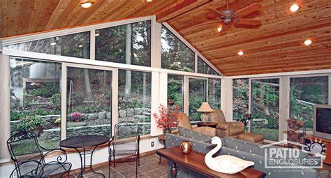 Four Seasons Patio Enclosures 3 Differences Between 3 Season Sunroom And 4 Season