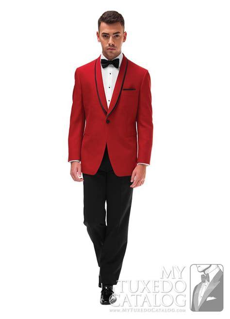 red carmine tuxedo tuxedos suits mytuxedocatalog com