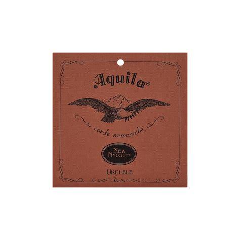 Set Aquilla aquila nylgut ukulele strings set concert