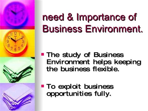 the environment of business business environment
