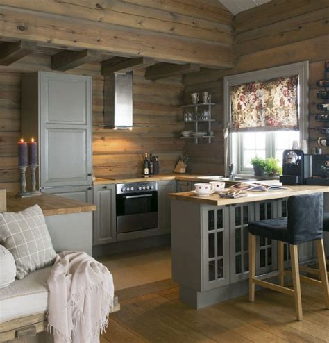 log cabin kitchen ideas best 25 cabin kitchens ideas on pinterest log cabin