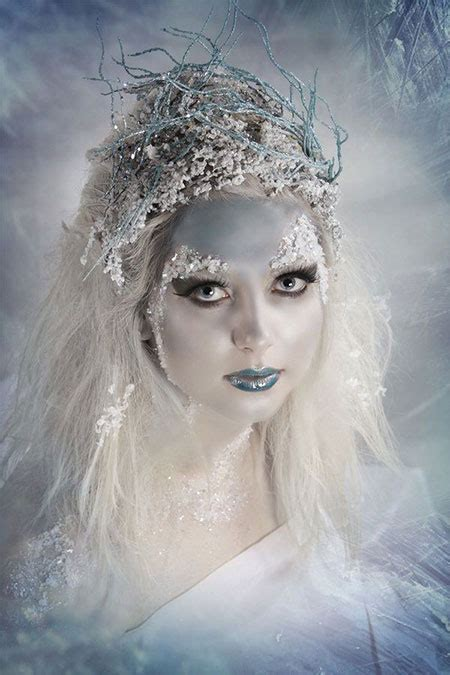 15 Winter Fairy Fantasy Make Up Ideas, Trends & Looks For Girls 2015   Modern Fashion Blog