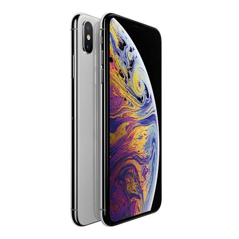 apple iphone xs max 64gb zilver kopen amac nl