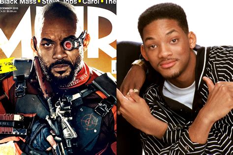 film marvel will smith see the cast of suicide squad before they were famous