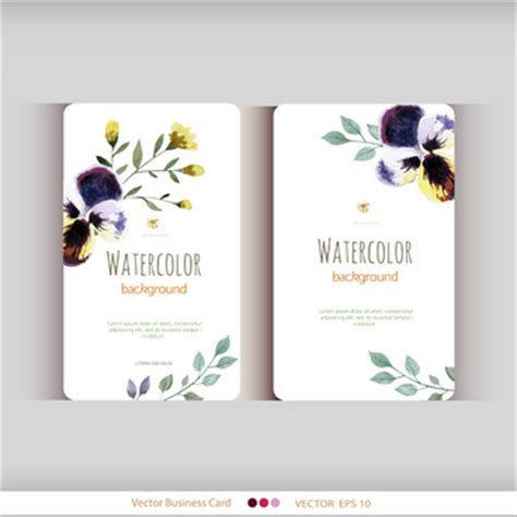 flower design visiting card names for flower design business life style by
