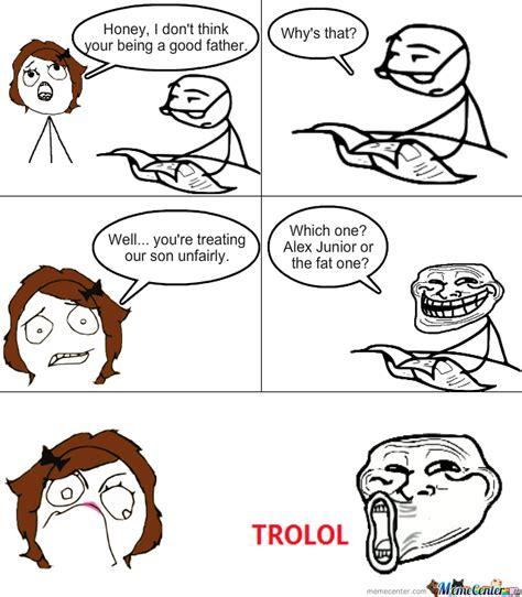 Troll Dad Memes - troll dad by lifesabitch meme center