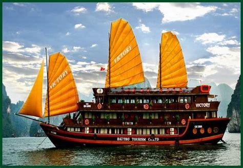 junk boat trips halong bay victory star boat cruise halong bay vietnam