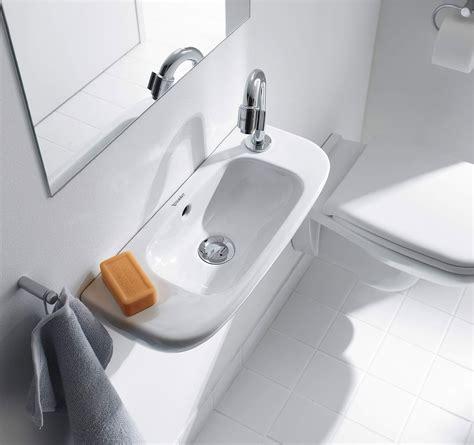 Duravit Bathroom Accessories Duravit D Code 500mm Handrise Basin Without Tap 07065000002