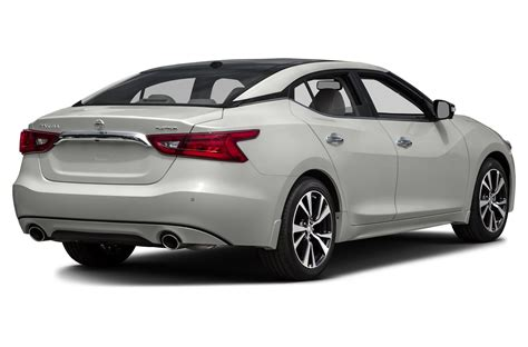 nissan sedan 2016 2016 nissan maxima price photos reviews features