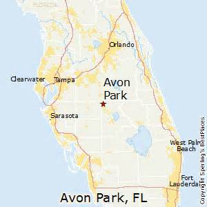 best places to live in avon park florida