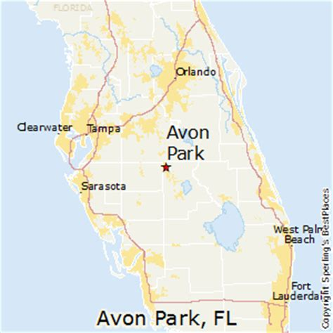 avon park florida map avon park fl pictures posters news and on your