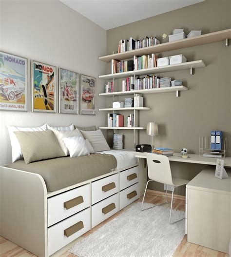 Teen Rooms | 50 thoughtful teenage bedroom layouts digsdigs