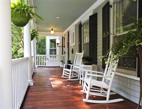country  porch decorating ideas thehrtechnologist
