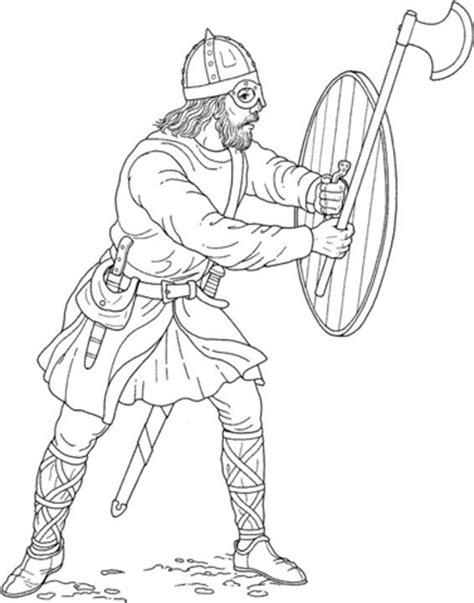 coloring page viking free viking coloring pages printer ready
