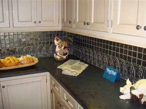 Accent Tiles For Kitchen Backsplash by 18 5 Southern Accents Counter Backsplash Gothic Tile